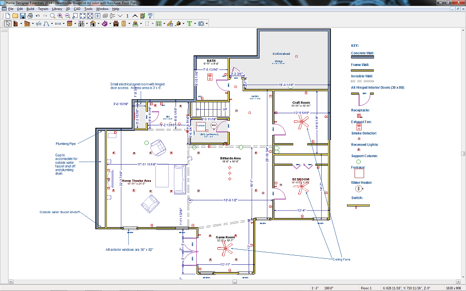 HELP!  Constructing great acoustics in an open floorplan-full-blueprint-key-furniture.png
