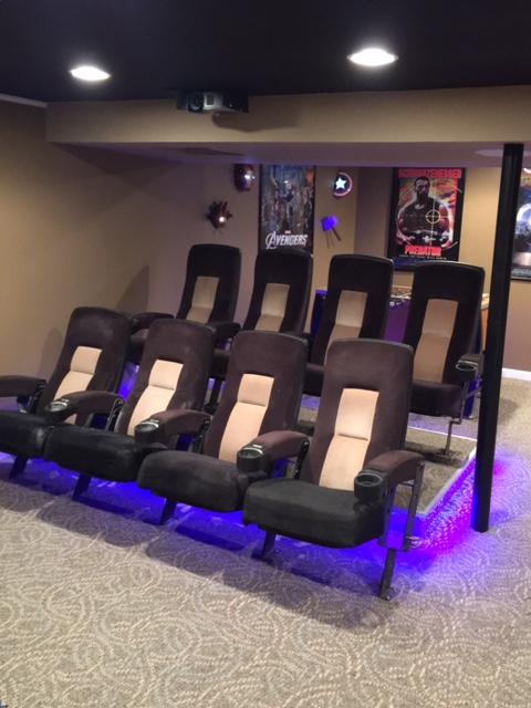 Theater room-Lifesize Yoda, Flux Capacitor, Mame, theater stairs !-fullsizerender.jpg