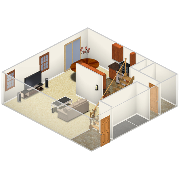 Hooked! New project but need assistance improving the room.-greatroom-3d-2.jpg