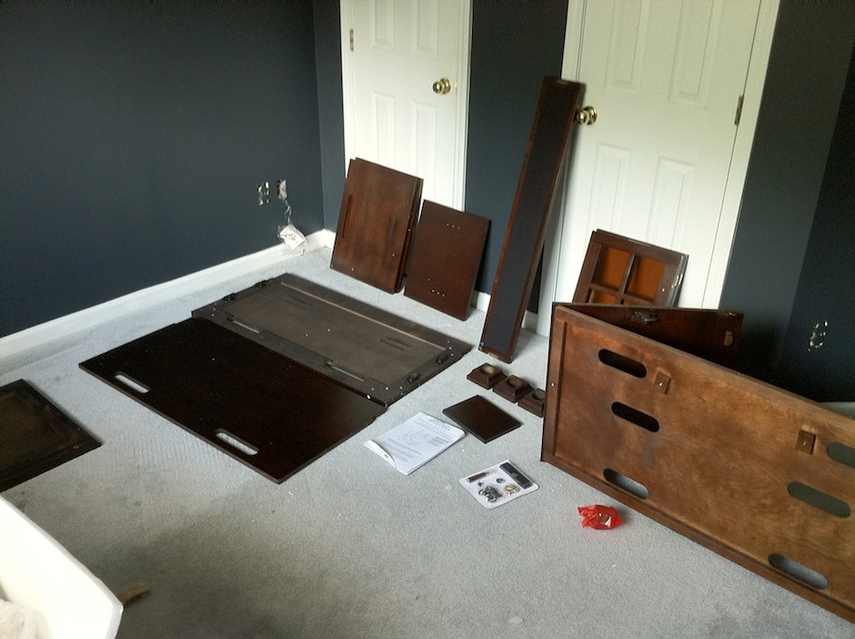 converting a spare bedroom into a home theater - home theater