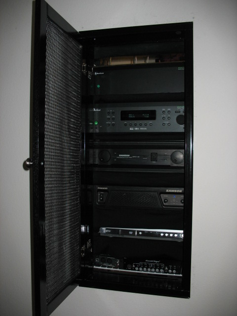 A V Rack Home Theater Forum And Systems