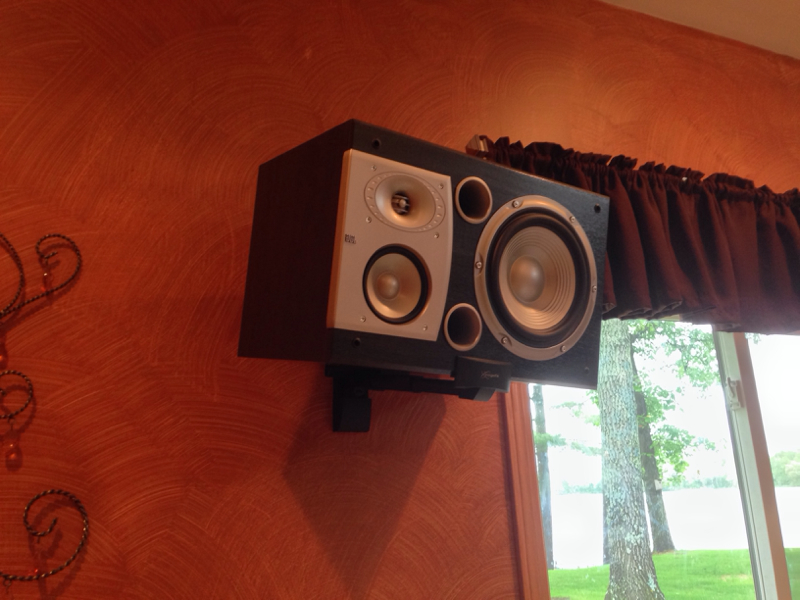 Svs Ultra Bookshelf Speakers As Surrounds Home Theater