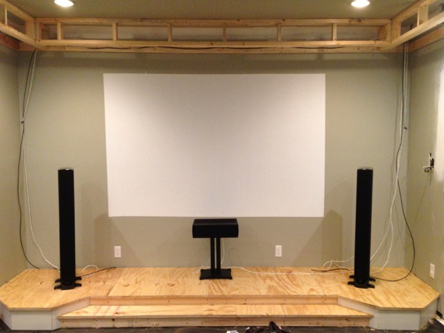 Bamabum Theatre Build - Page 5 - Home Theater Forum And Systems