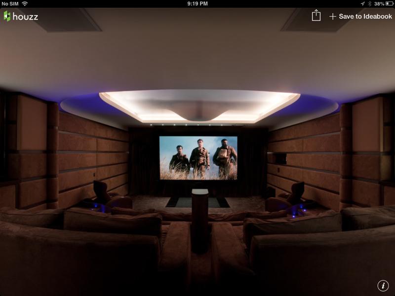 What finish should  a basement cinema room be?-image-2732615355.jpg