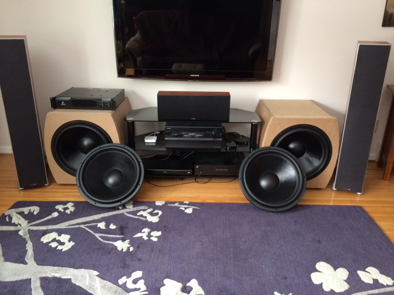 """Stereo Integrity 18"""" D2 Curved build!-image-3054291646.jpg"""
