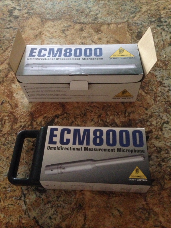 FS: ECM8000 Measurement Mic-image-3363570968.jpg