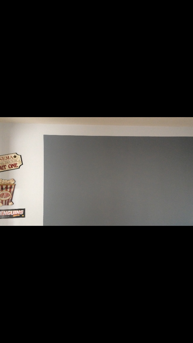 Silver Grey Screen Paint Mix Home Theater Forum And