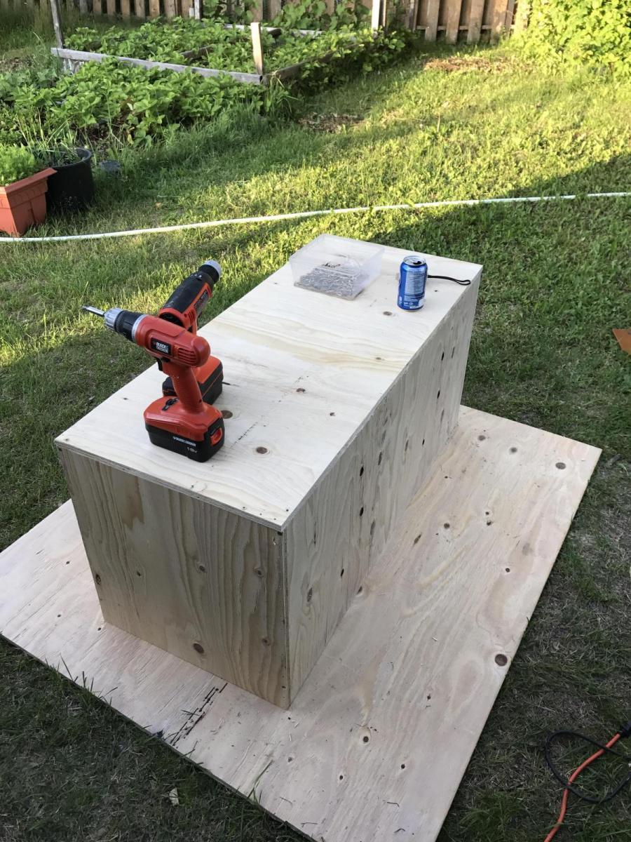 DIY Subwoofer first build 2 18's-image_1499735082788.jpg