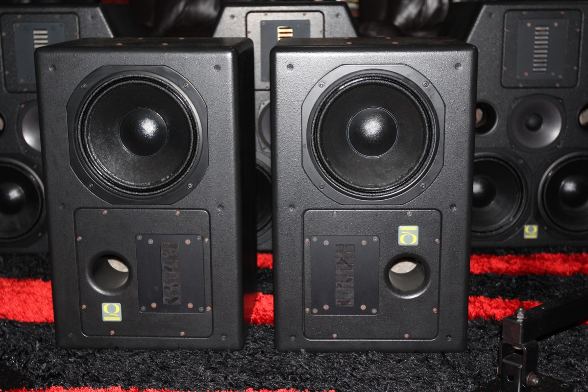 Quested Cinema Speakers LT10 Sold as a Pair Low price for Quick Sale.-img_0001.jpg