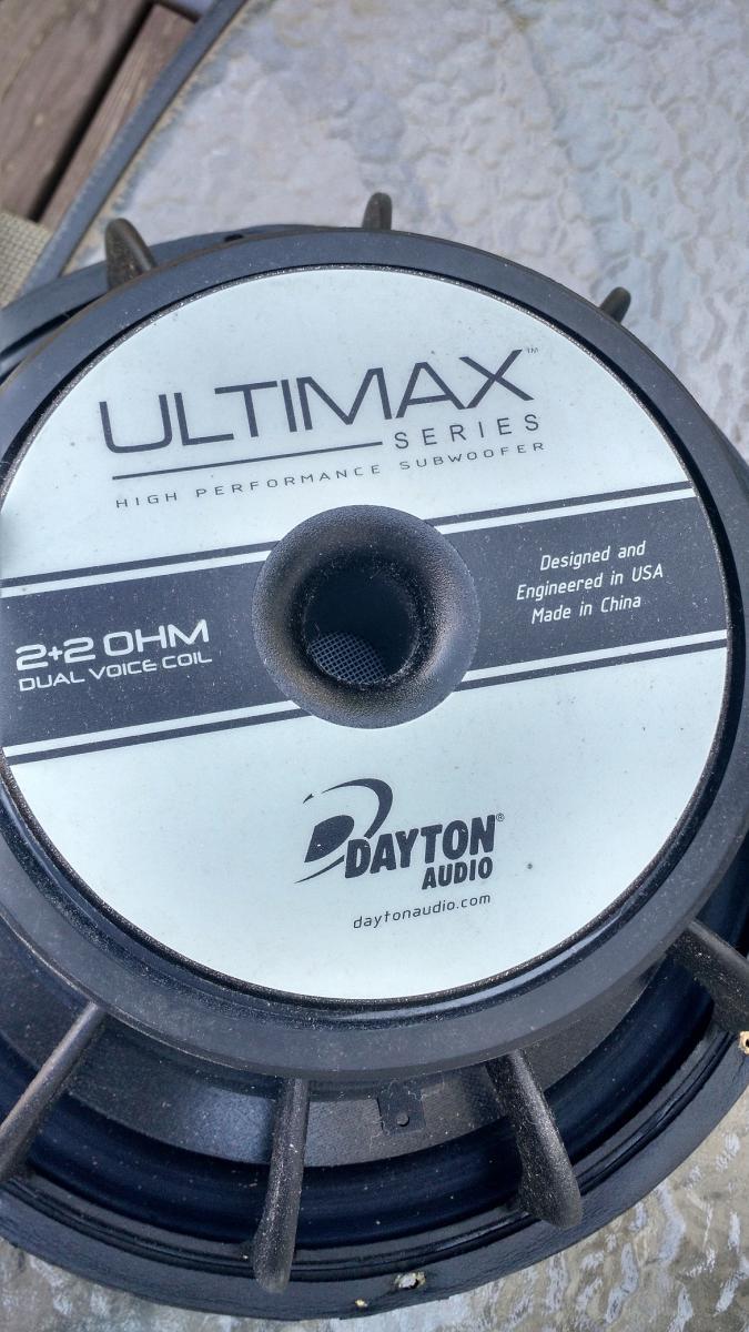 """Dayton Audio Ultimax UM15-22 15"""" Subwoofer driver-img_20170624_144319436_hdr.jpg"""