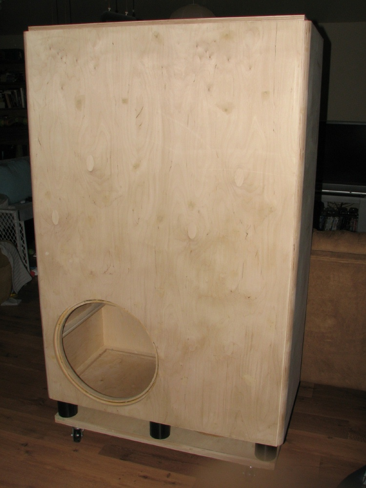 how to build a custom subwoofer