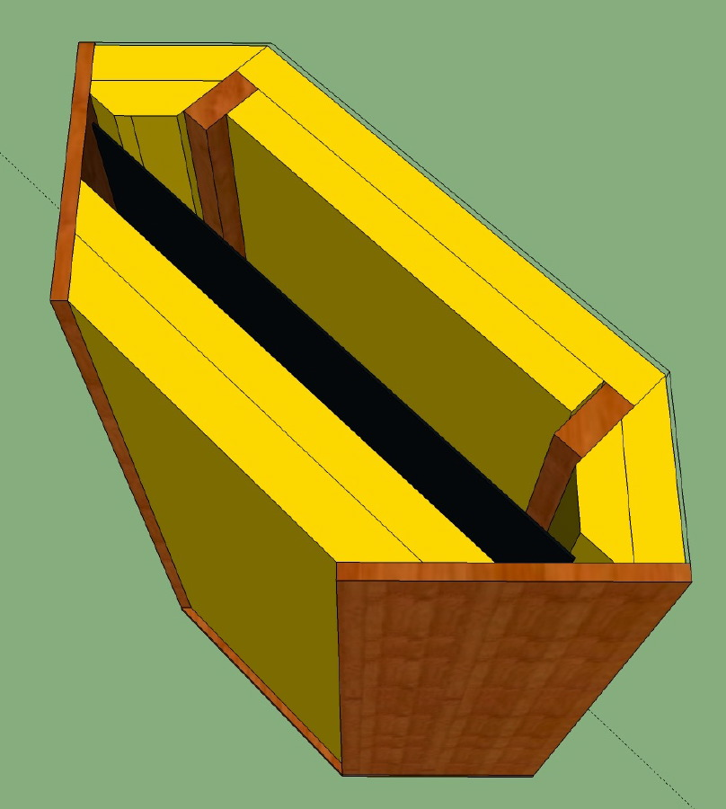 New concept for a membrane bass trap home theater forum and