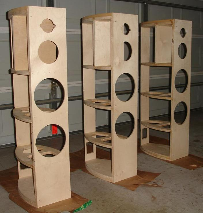 DIY mains and center - Page 2 - Home Theater Forum and ...