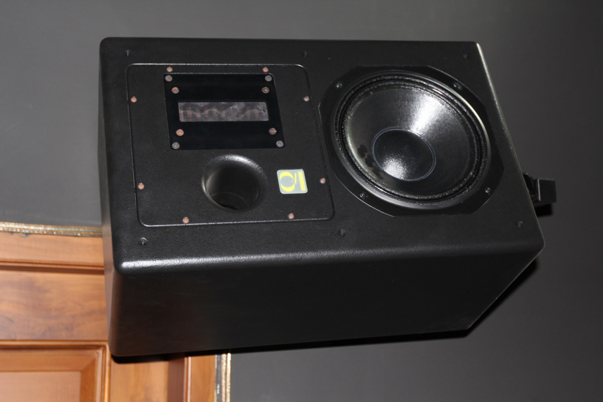 Quested Cinema Speakers LT10 Sold as a Pair Low price for Quick Sale.-lt10-mounted01.jpg