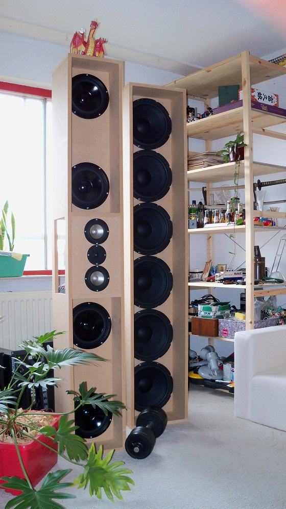 The Gate, 4 tower open baffle speaker system-main_sub_right_001.jpg