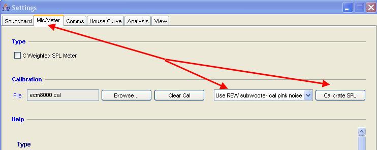 Need help with REW - can't get reasonable measurements-metercal.jpg