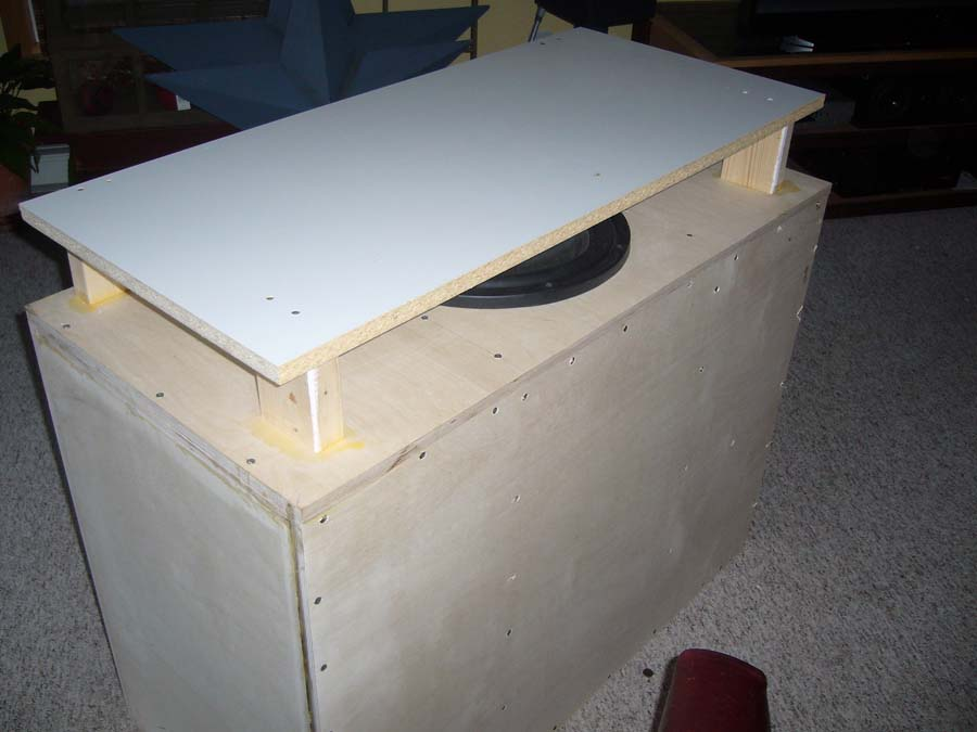 """My 15"""" TC2000 LLT End Table Project-only-sheet-wood-left-house.jpg"""