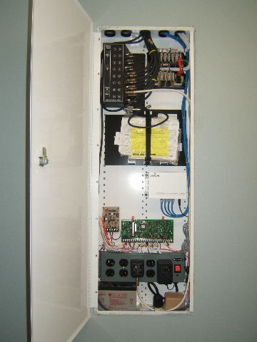 structured wiring advice home theater forum and systems rh hometheatershack com wiring box definition Structured Wiring Enclosure