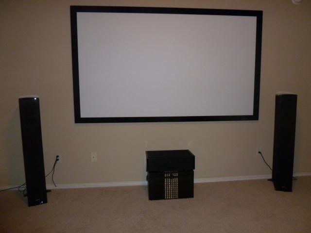 5.1 Speaker System Defintive Technology BP7004, CLR2300, BP2X-p1020655.jpg