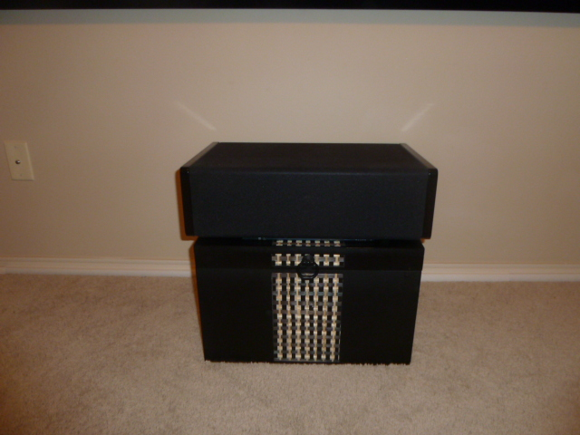 5.1 Speaker System Defintive Technology BP7004, CLR2300, BP2X-p1020658.jpg