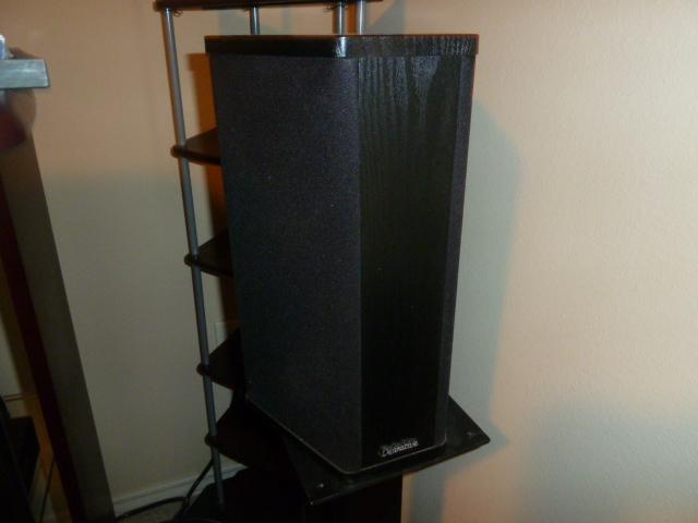 5.1 Speaker System Defintive Technology BP7004, CLR2300, BP2X-p1020659.jpg