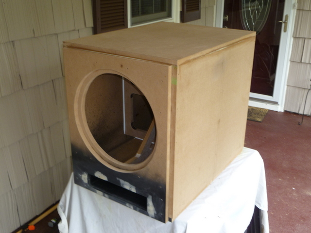 Epik 15 Quot Diy Ported Subwoofer Page 2 Home Theater