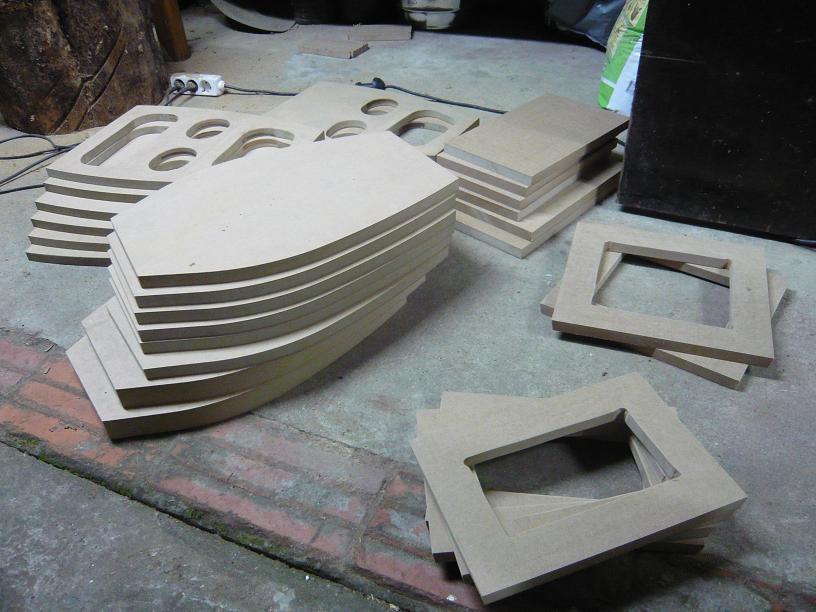 loudspeaker construction