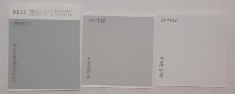 Whitestone Paint Color