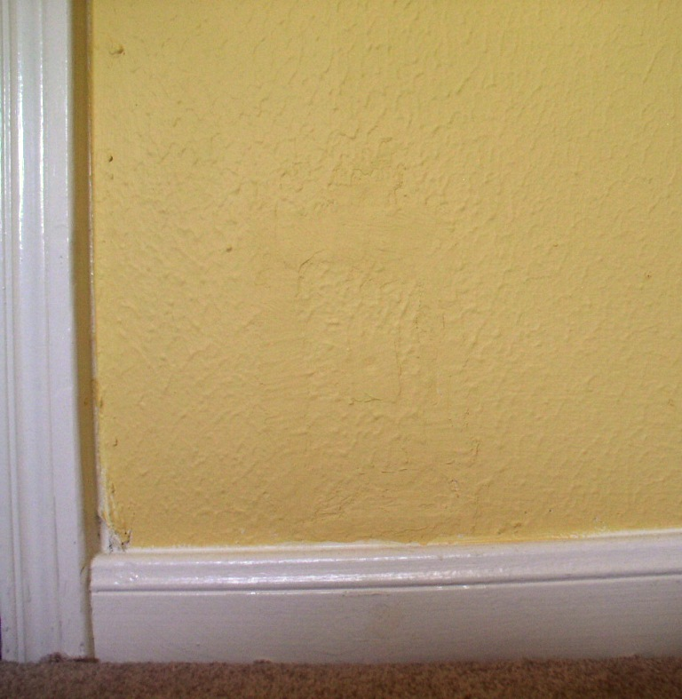 How to: In-Wall Wiring for Your Home Theater-painted-wall-close-up.jpg