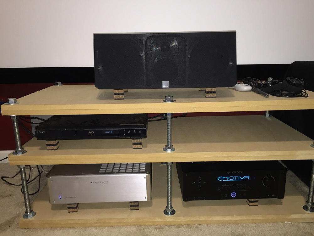 Cheap Isolation Solution Home Theater Forum And Systems