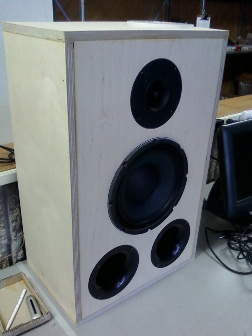Looking for Efficient 2 Way Speaker Plans | Page 2 | Home