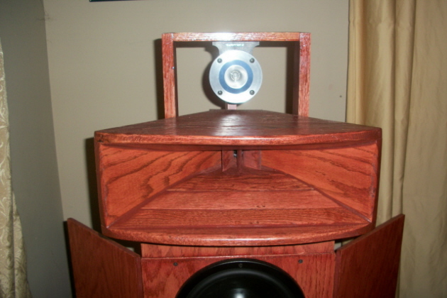 Lets see so photos of your open baffle speakers you've built