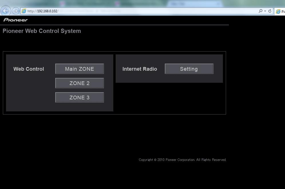 IcontrolAV5 Internet radio-pioneer-web-interface.jpg