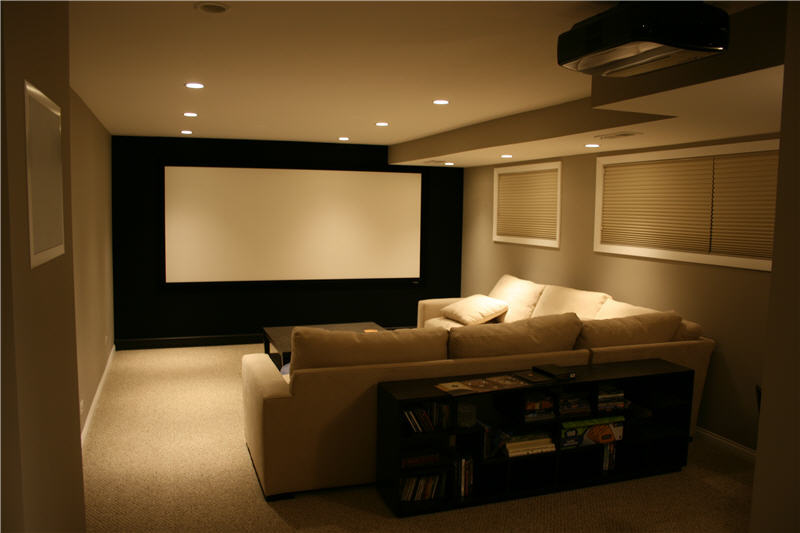 New Home Build Open Floor Plan Basement Should I Have Theater If So I Need Help Please Page 2 Home Theater Forum And Systems
