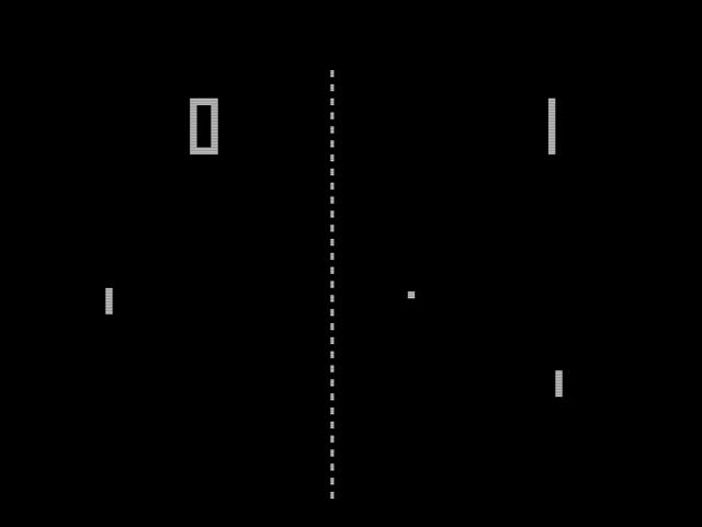 First computer game played-pong.jpg