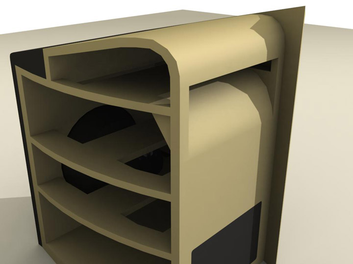 Home Theater Subwoofer Box Designs Flisol Home