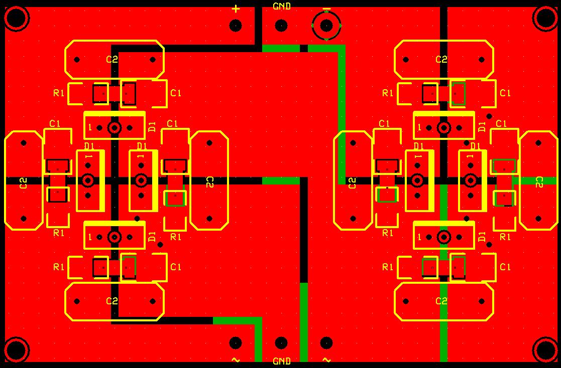 Horn Sub Input Please - Build In Progress!-rectifierboard.jpg