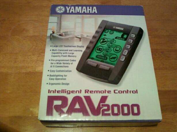 fs yamaha rav2000 home theater forum and systems rh hometheatershack com 2000 Yamaha Grizzly 600 2000 Yamaha Warrior 350