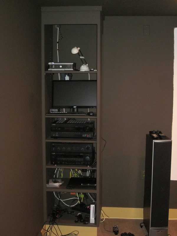 The Rabbit Hole-build journal-rh-12.1-component-cabinet-2 & The Rabbit Hole-build journal - Page 2 - Home Theater Forum and ...