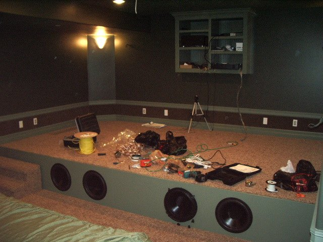 Riser Sub New To Forum Home Theater Forum And Systems