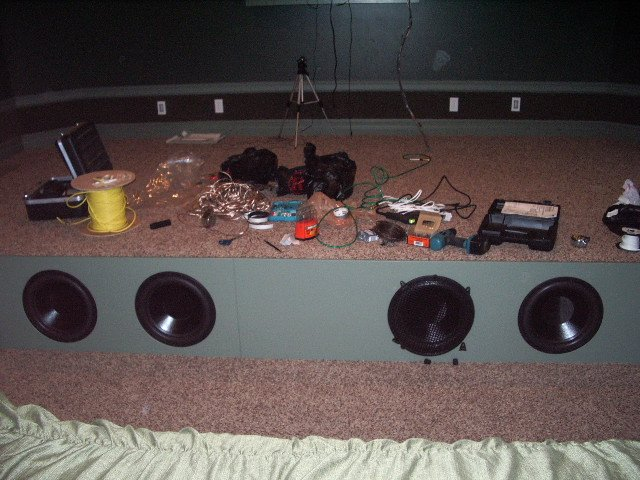 Riser Sub  new to Forum - Home Theater Forum and Systems