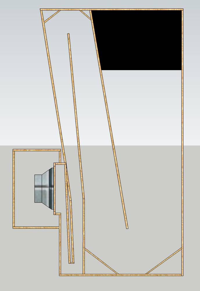 Horn Sub Input Please - Build In Progress!-risersubwood.jpg