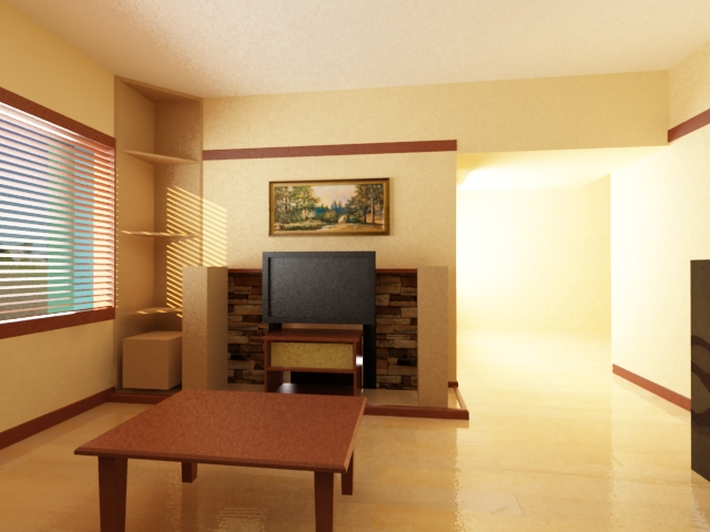 My Corner Absorber Design and q's about Australian materials-room-front.jpg