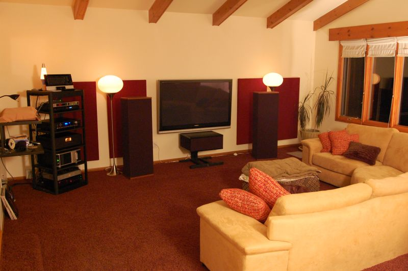 otto's living room setup - home theater forum and systems