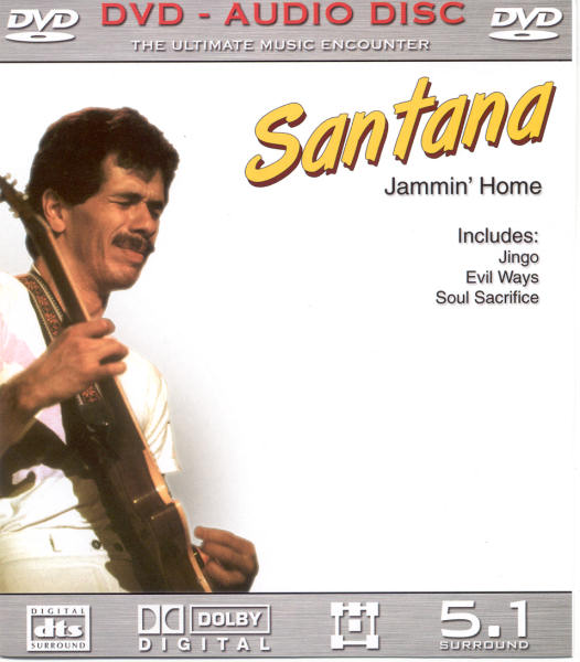 Right This Minute! What's in your player... or on your table?-santana.jpg