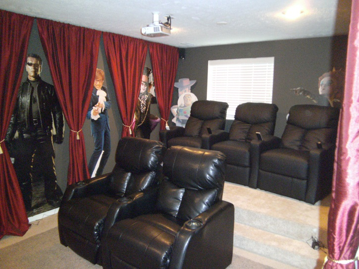 Phils Diy Home Theater Pics - Home Theater Forum And Systems