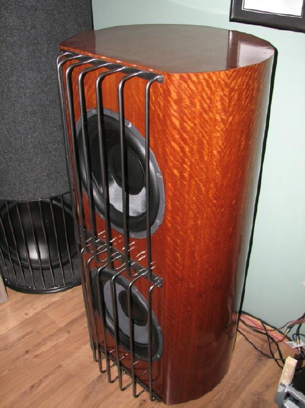 Ricci's garage cleaning. SDX-15's, Dayton RS-18, RE Audio SX-18, Funk Audio enclosure-sdx.jpg