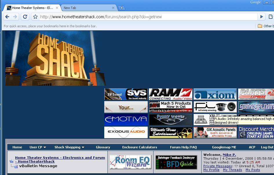 Anyone tried the new Google Chrome browser?-shack.jpg