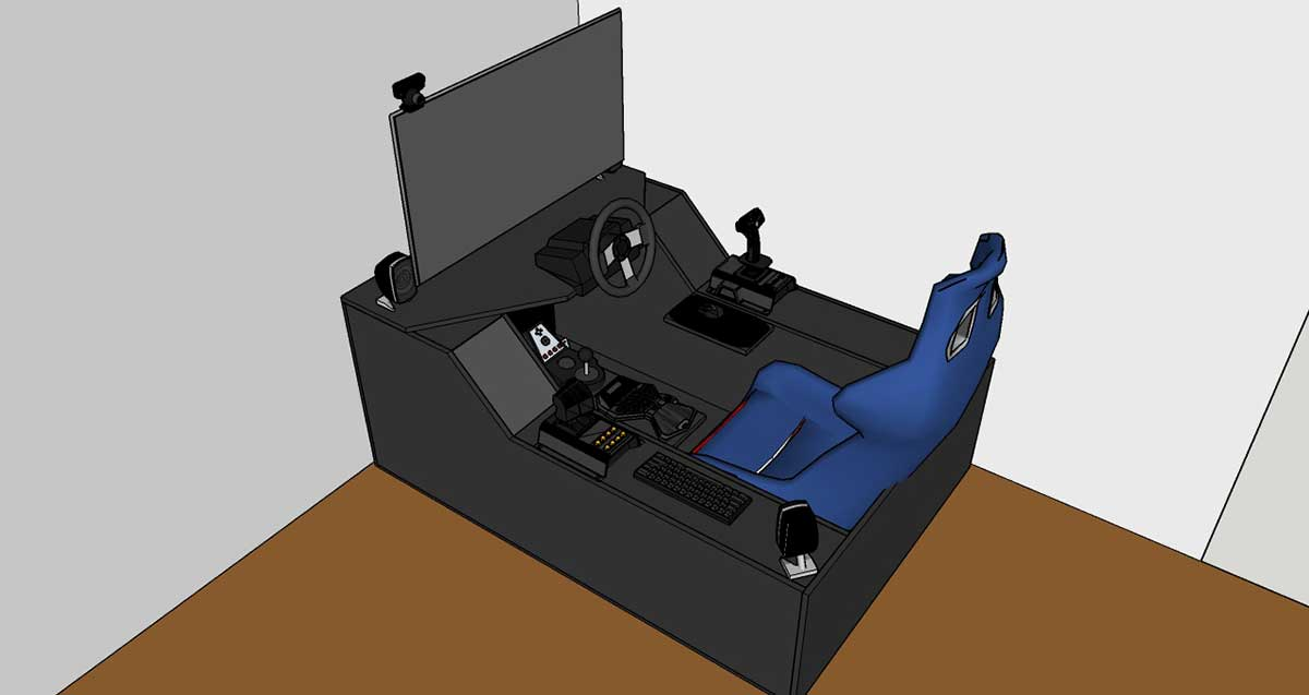 Simpit including Plans and 3D drawings-simpit3d.jpg