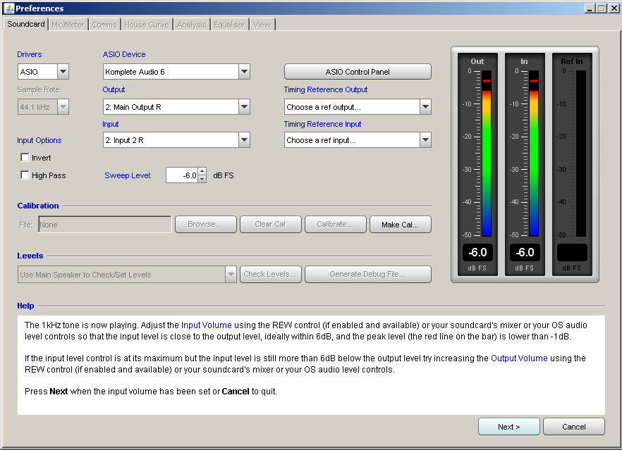 Using the measurement graphs, and interpreting the results...-soundcard_calibration-6dbfssweep.jpg